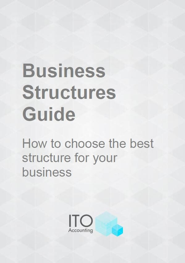 Business Structures Guide cover