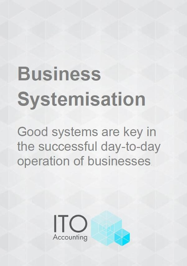 Business Systemisation Guide cover
