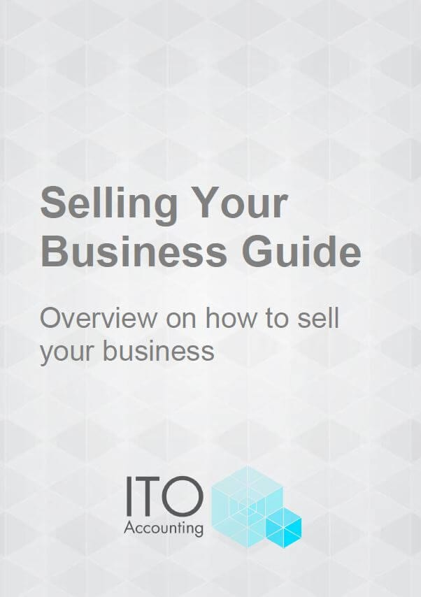 Selling Your Business Guide cover