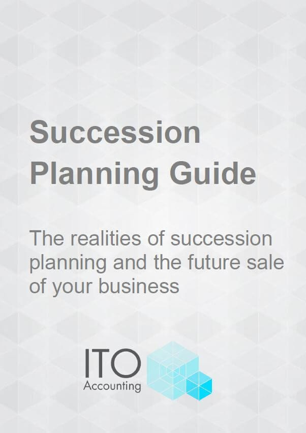 Succession Planning Guide cover